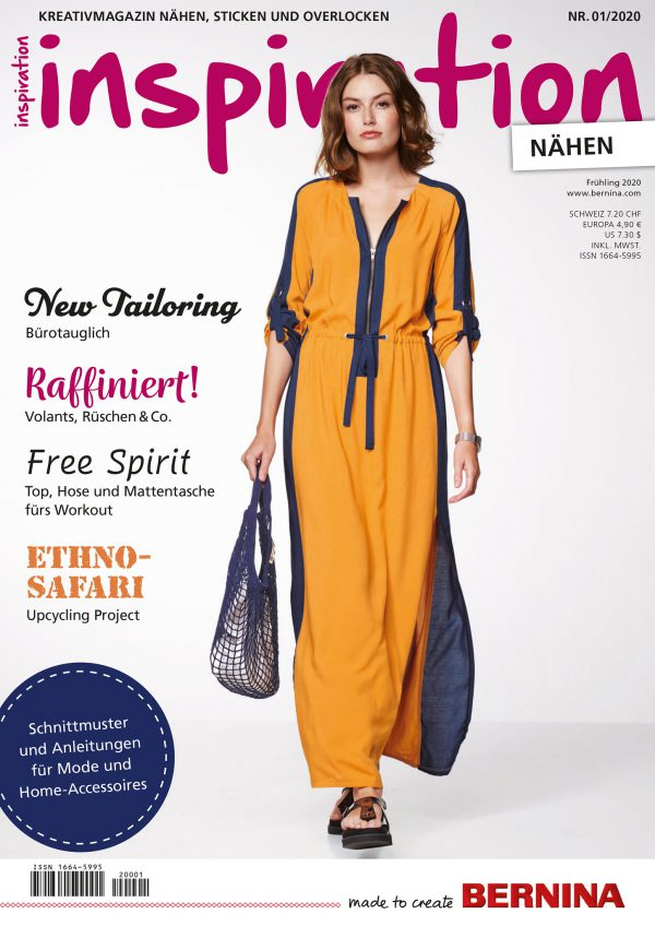 Cover inspiration Magazin Ausgabe 01-20
