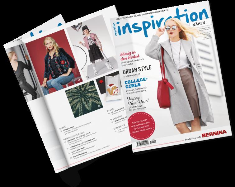 inspiration Magazin Shop: Abo Teaser