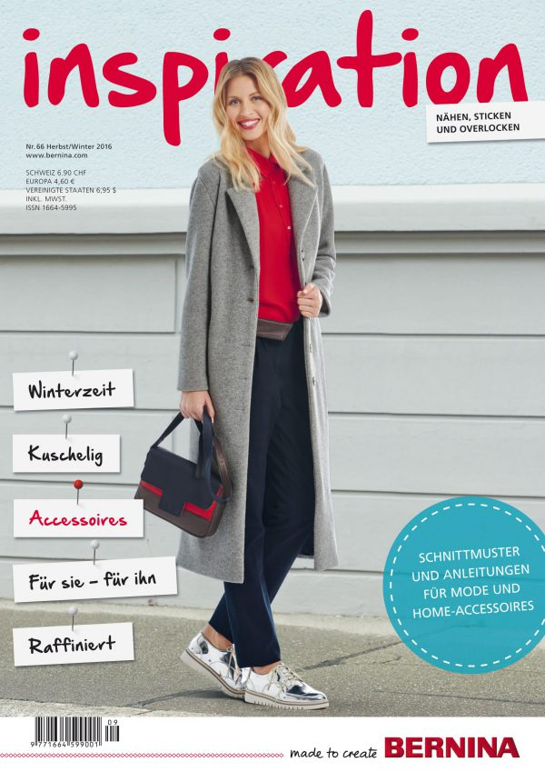 Cover inspiration Magazin 66