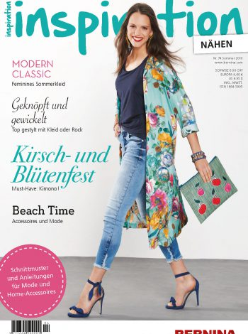 Cover inspiration Magazin 74