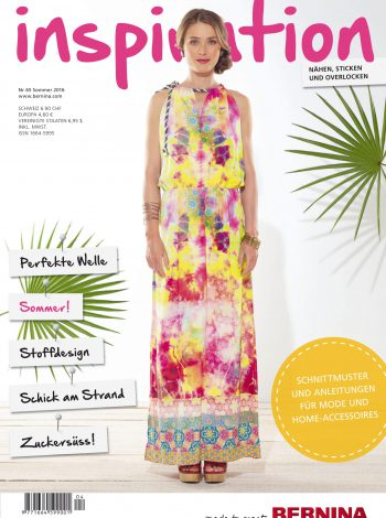 Cover inspiration Magazin 65