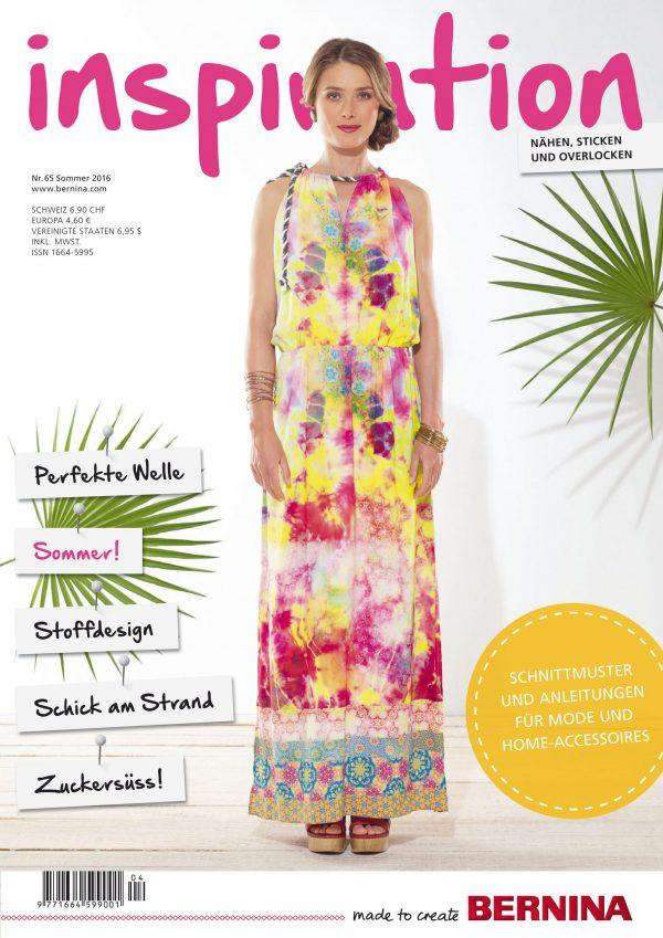 Cover inspiration Magazin 65