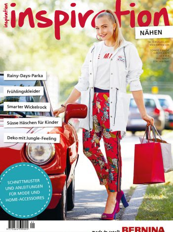 Cover inspiration Magazin 73