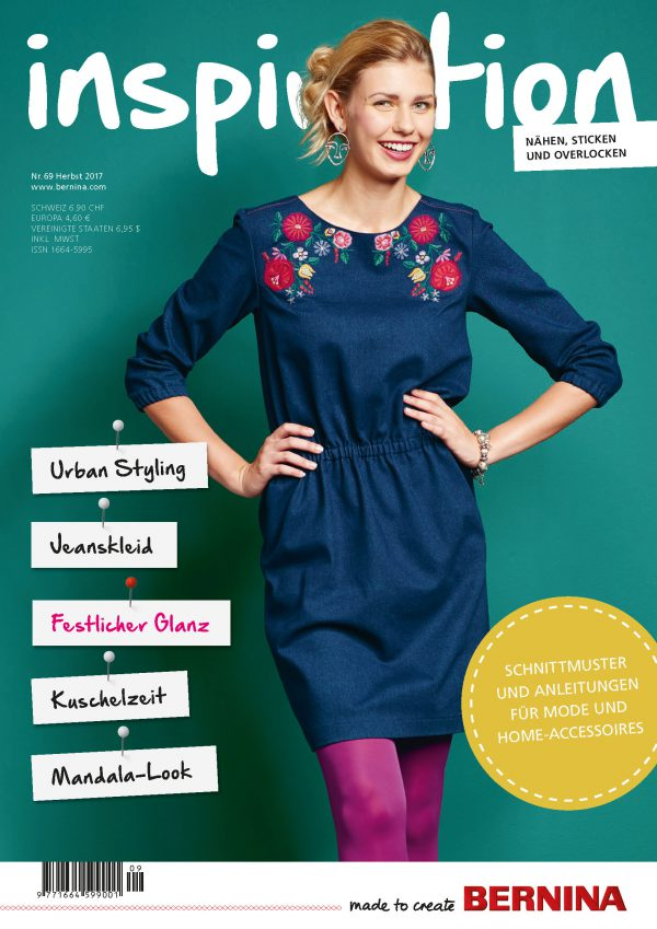 Cover inspiration Magazin 69