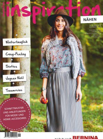 Cover inspiration Magazin 72