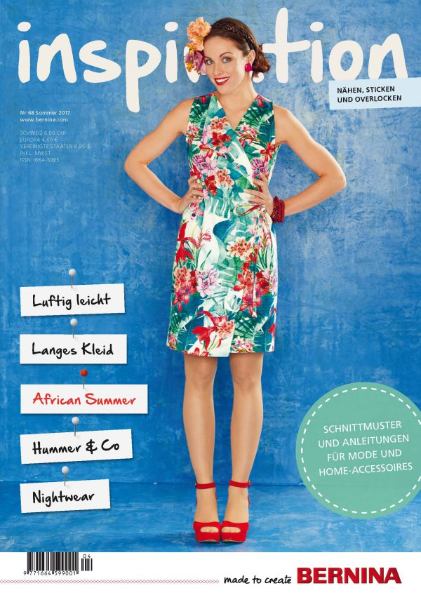 Cover inspiration Magazin 68