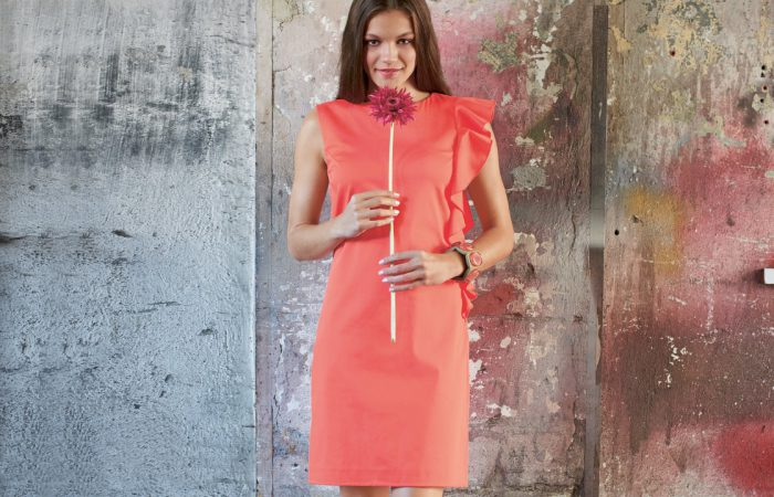 Damen-Kleider - Schnittmuster und Anleitungen