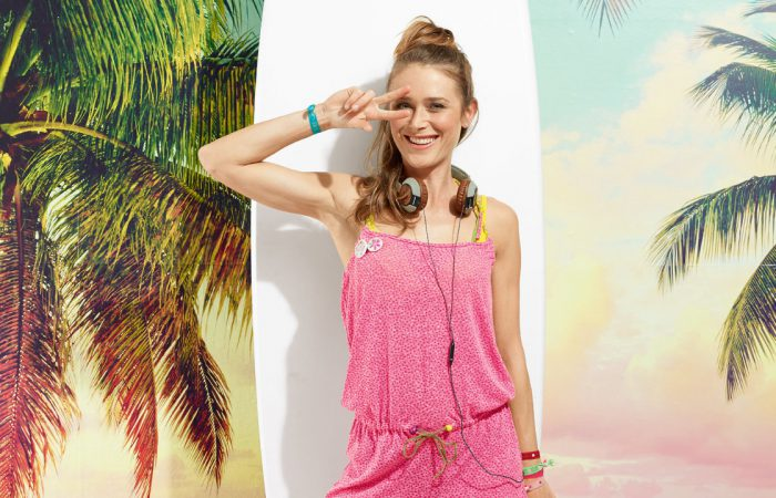 Mode für den Sommer - Schnittmuster und Näh-Anleitungen